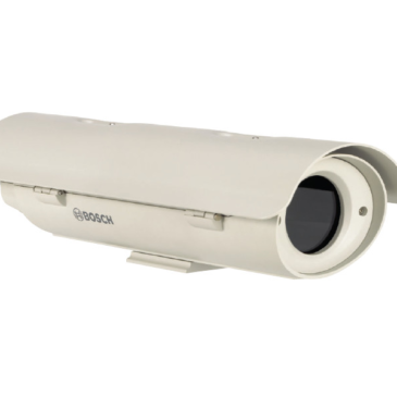 Kültéri Kamera-ház hűtés-fűtéssel és napell. 230VAC