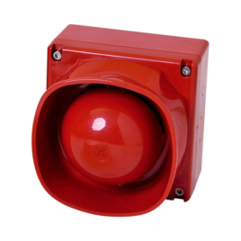 "<font color=""#2d1fc6"">FNM-420-B-RD</font><p>LSN Sziréna Kültéri piros"