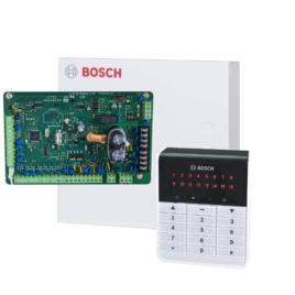 """<font color=""""#2d1fc6"""">DS4000S16KIT</font><p>16 zónás központ szett LED kezelővel fémdobozban tápegységgel"""