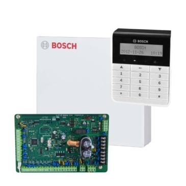 BOSCH AMAX4000 szett TEXT kezelőegységgel