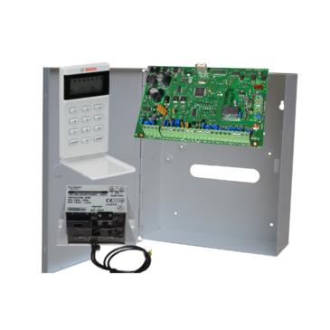 BOSCH AMAX2100 szett LCD8 ikon kezelőegységgel