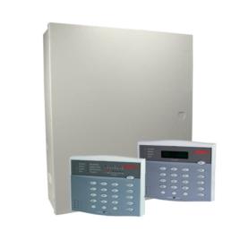 DS7400XI központ Magyar fémdobozban tápegységgel