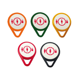 """<font color=""""#2d1fc6"""">IUI-EZT-5</font><p>Easy Series Token 5db – Fekete"""