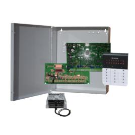 """<font color=""""#2d1fc6"""">DS3000</font><p>8 zónás központ szett LED kezelővel"""