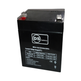 12V 4Ah-ás gondozásmentes zselés akkumulátor