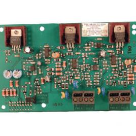 DS7400 kettős multiplex vezérlő modul