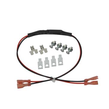 Két Akkumlátor és Töltés összekötésére kábel 900mm