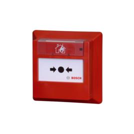 """<font color=""""#2d1fc6"""">FMC-420RW-GFGRD</font><p>LSNi Kézi jelzésadó beltéri süllyesztett üvegtörős piros"""