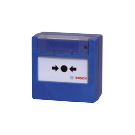 """<font color=""""#2d1fc6"""">FMC-300RW-GSGBU</font><p>Hagyományos Kézi jelzésadó üvegtörős kék (820 Ohm)"""