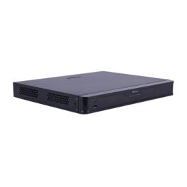 4K (UHD) SMART 16csatornás NVR 2x8TB hdd