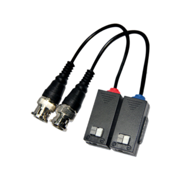 4Mpx-es AHD/CVI/TVI/960H/D1 Videó Balun párban