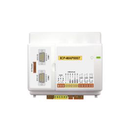 "<font color=""#2d1fc6"">ICP-MAP0007-2</font><p>MAP kommunikációs és felügyelt hangjelző modul (DE Modul)"