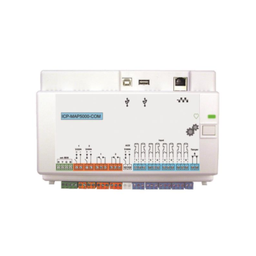 MAP5000 központvezérlő IP kummunikációval
