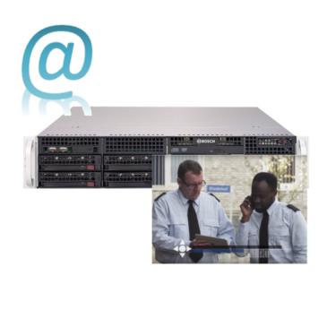 DIVAR IP Mobile Video Service Bővítés