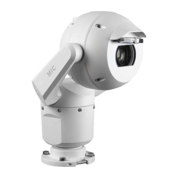 Starlight PTZ camera 2MP HDR 30xzoom IP68 fehér