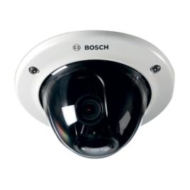 FLEXIDOME IP starlight 7000 VR IVA-optimalizált 1MP süllyesztett dóm kamera 10–23 mm
