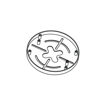 Minidome-hoz  4S adapter