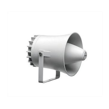 Tölcsér hangszóró Kültéri ABS  10″  IP65 meghajtó nélküli