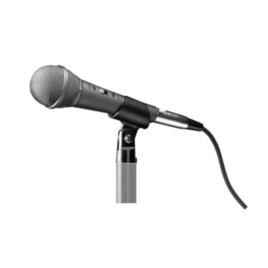 Irányított vételű kézi mikrofon XLR