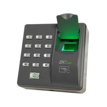 ZKTeco RFID kártyaolvasó  Beépített ujjlenyomat olvasóval