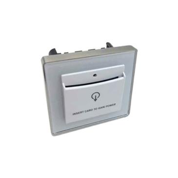 Energiakapcsoló Hotelszobához Mifare 13.56MHz kártya fehér