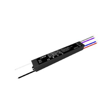 Kültéri kialakítású Szabályozható  LED tápegység Class I LED -hez 1050 mA