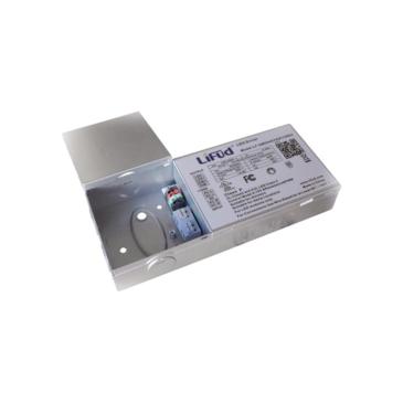 Szabályozható áramgenerátoros tápegység Class I LED-hez 1A