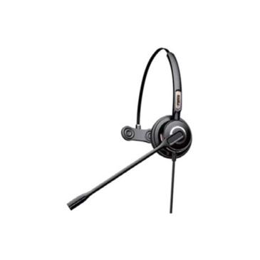 Monó mikrofonos fejhallgató call-centerekhez