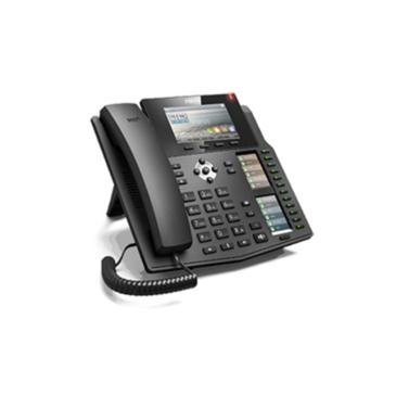 IP SIP / VoIP vállalati HD Voice Phone  6 SIP vonal kezelése