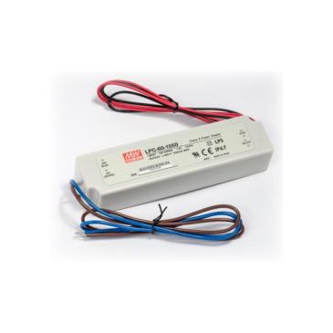 Szigetelt tápegység Class II LED lámpákhoz 1050mA 50W