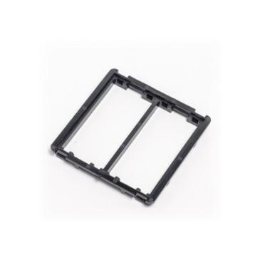 2×1/2 méretű modulokhoz adapter