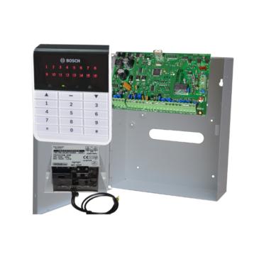 BOSCH AMAX3000 szett LED16 kezelőegységgel