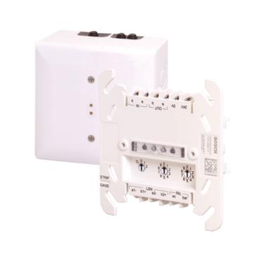 Felügyelt Hangjelző vezérlő modul dobozolva LSN-LSNi hurokra
