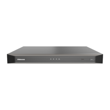 4K (UHD) SMART 32csatornás NVR 4x8TB hdd