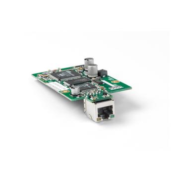 Moduláris Programozható Irányú aktív hangszóróhoz CobraNet modul