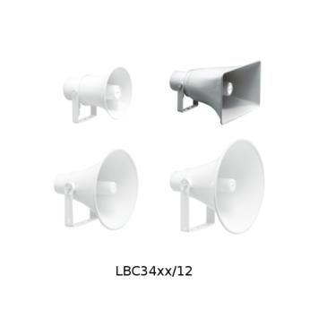 Kültéri tölcsér-hangszóró  10W 100V 6″ IP65