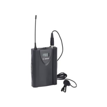Vezeték nélküli adó-egység  szíjra rögzíthető 606-630 MHz