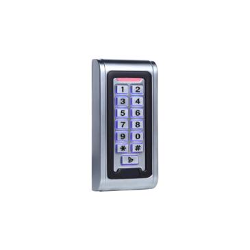 Autonóm RFID kártyaolvasó egy belépési pontra