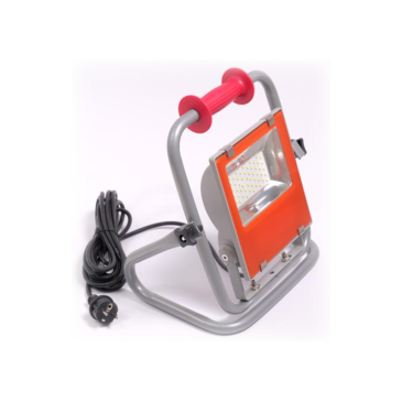 Hordozható LED reflektor 30W 230VAC 3150Lm