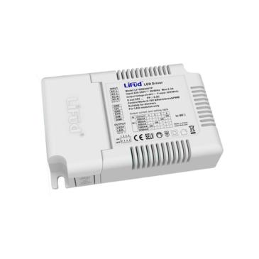 Szabályozható Áramgenerátoros tápegység Class I LED lámpákhoz  850-1050 mA