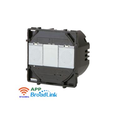 2  áramkörös Érintéses időzítő kapcsoló modul 360 másodperc Wifi és RF433MHz
