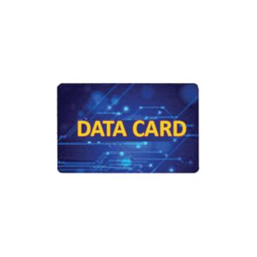 Adat regisztrációs kártya Mifare 4K