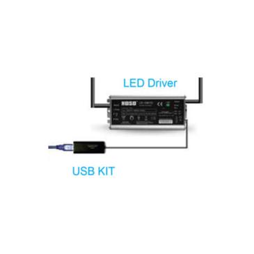 USB programozó szett tápegységekhez