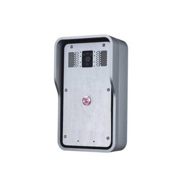 SIP kamerás Interkom Felületre szerelt- IP PoE Időjárásálló IP65/IK10