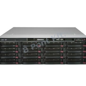 DIVAR IP 6000G2 IP-rögzítő 64-128 kamera 25f/s 3- HDD nélkül