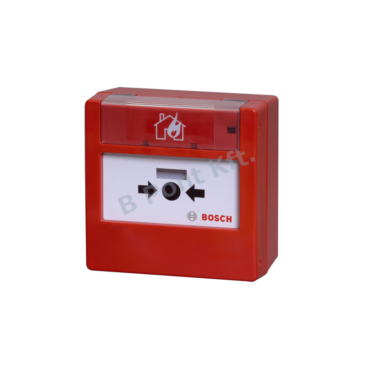 LSNi Kézi jelzésadó beltéri visszaállítható piros