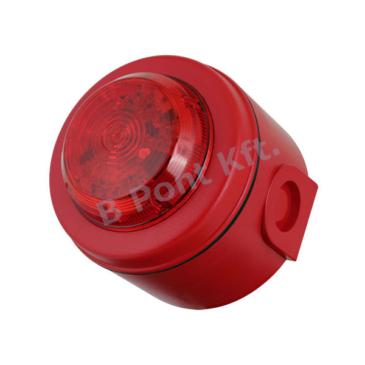 Sziréna LED jelzőfénnyel felületre szerelhető