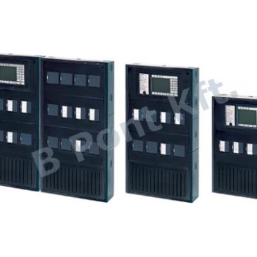 Moduláris tűzjelzőközpont (ár nélkül)