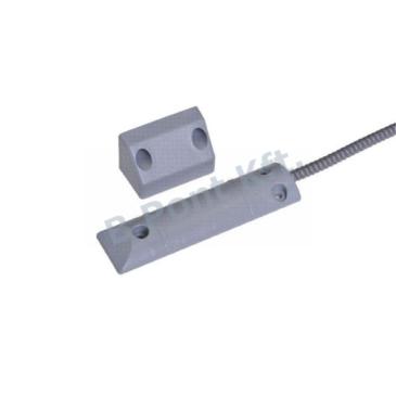 Szekcionált kapura nyitásérzékelő VdS B és EN-G3 6m kábel