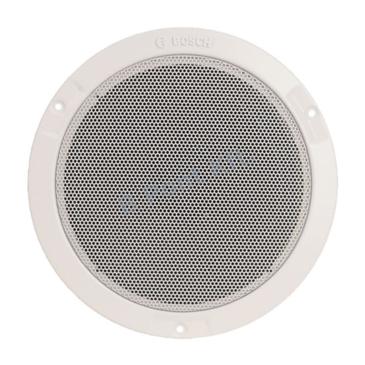 Mennyezeti csavarral rögzíthető hangszóró 6W 100V 6″ EN 54-24 Vészhangosítás